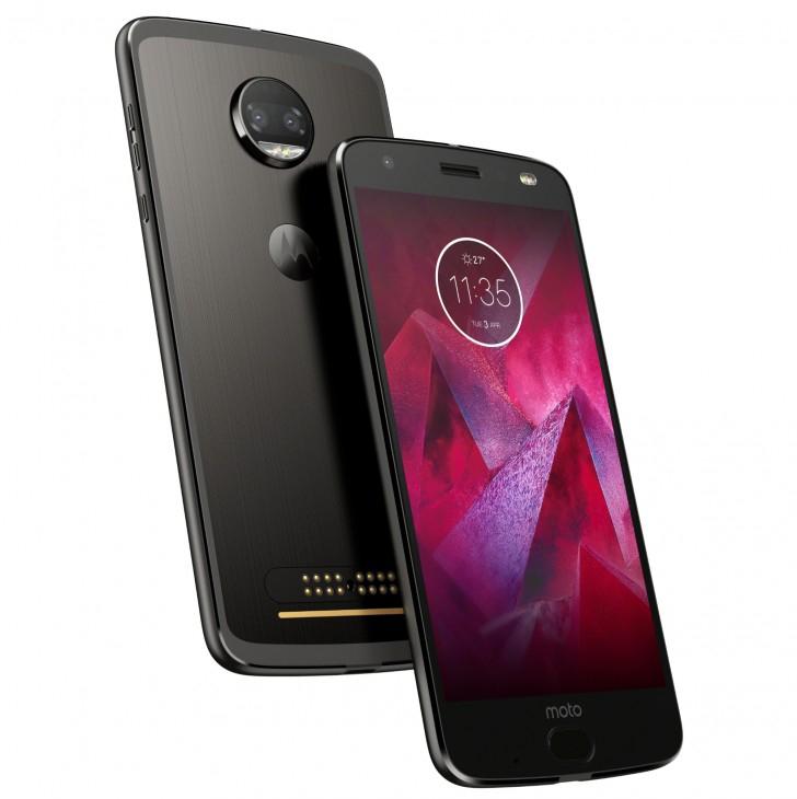 """Smartphone 5.5"""" Moto Z2 Force - QHD AMOLED, 6Go de RAM, 64Go (270€ via eBay Extra)"""