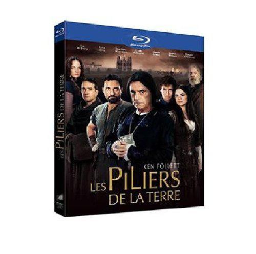 Coffret Blu-ray Les Piliers de la Terre + Les Piliers de la Terre : un monde sans fin