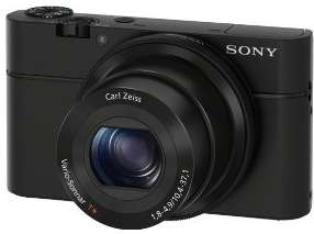 Appareil photo numérique Sony DSC-RX100 - 20.2Mpix