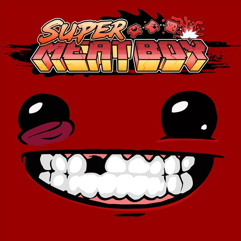 Super Meat Boy sur PC (Dématérialisé - Steam)