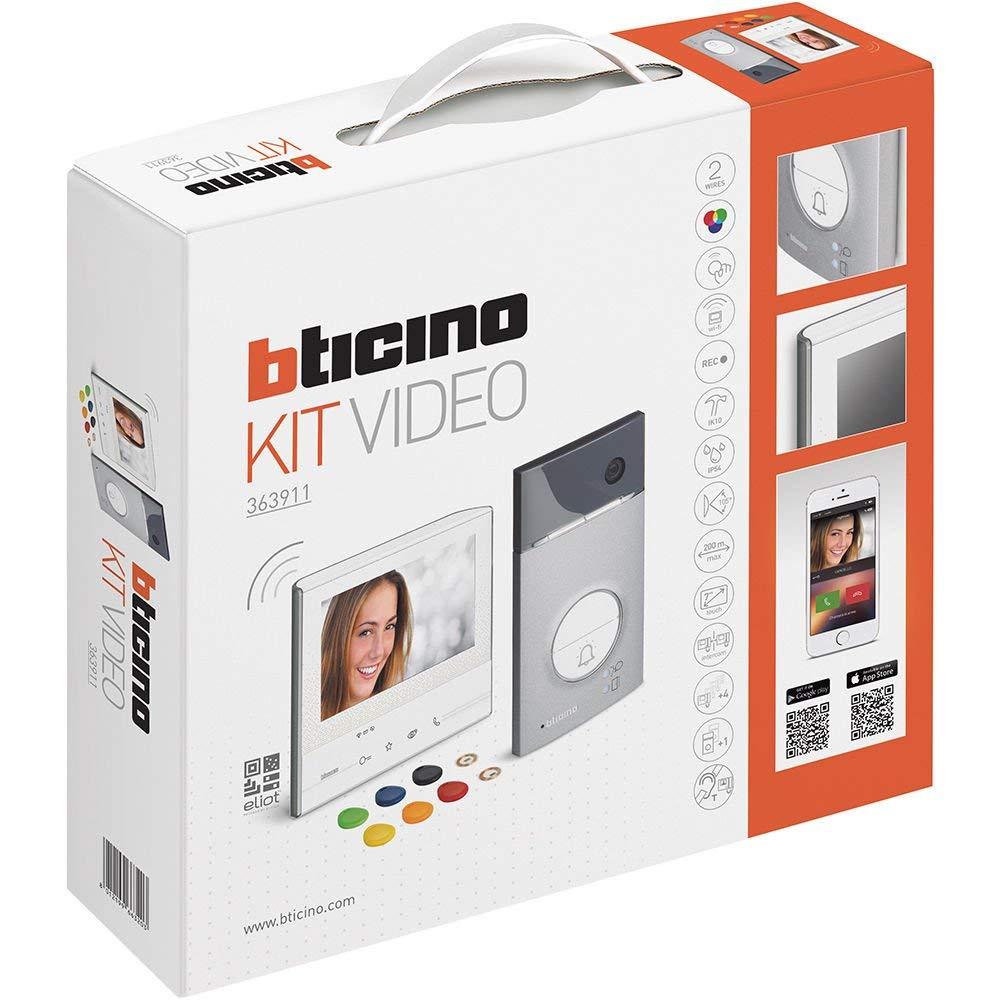 Visiophone / Interphone Portail Bticino 363911 (vendeur tiers)