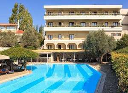 Séjour 8 jours Paris-Eretria - Demi pension à l'Hotel Miramare départ 29 mai