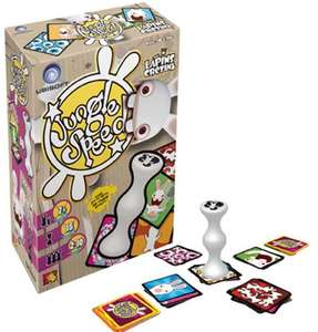 Jungle Speed version Lapins crétins