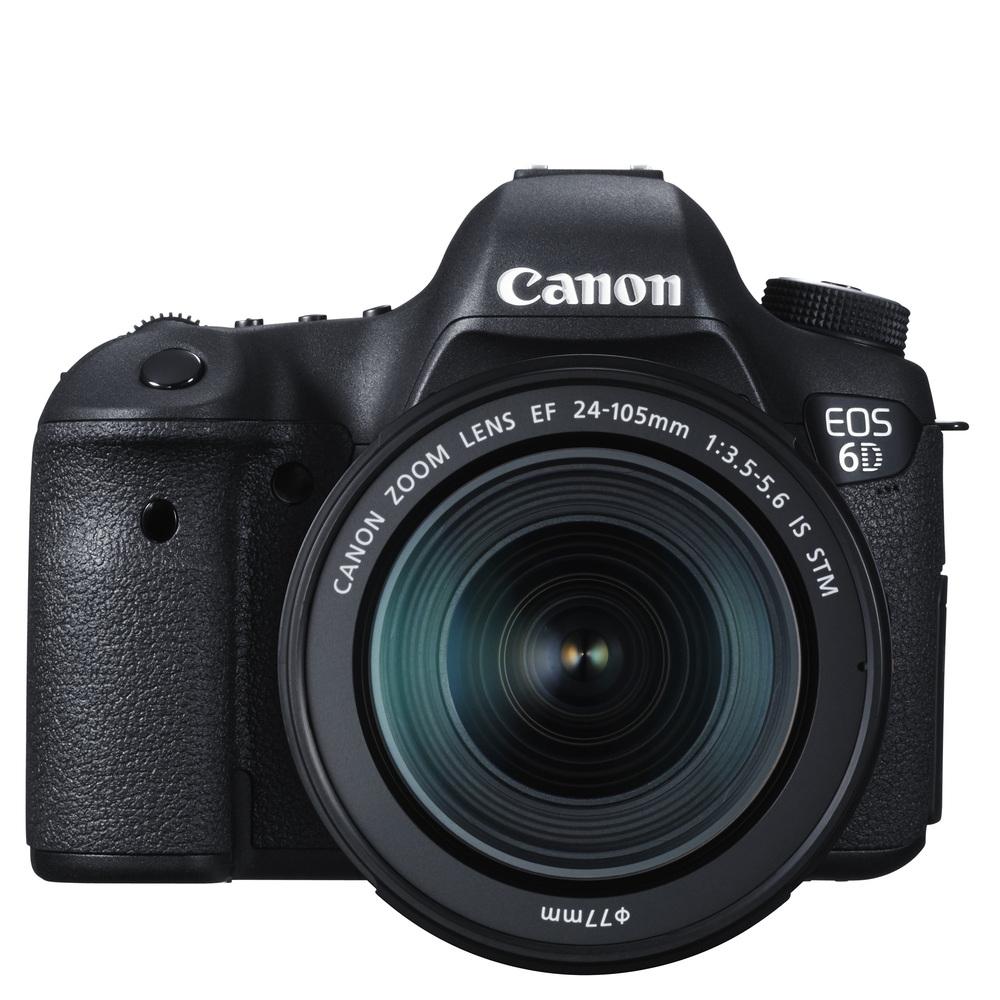 Appareil Photo Reflex Canon EOS 6D (Frontaliers Suisse)