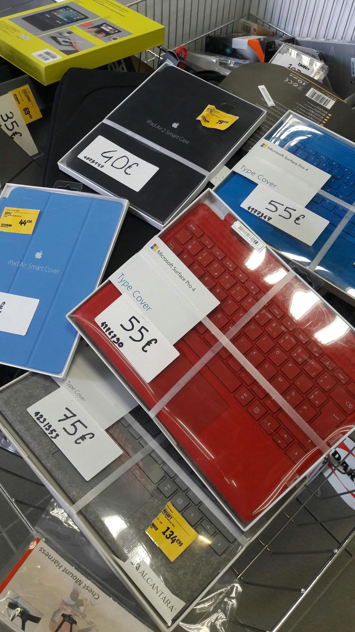 Sélection d'accessoires pour tablette Microsoft - Ex: Microsoft Surface Pro 4 Type Cover - Trignac (44)