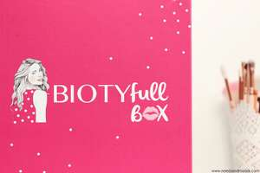 Lot de 4 box BiotyFull