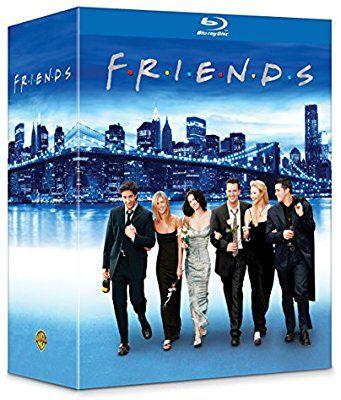 Coffre blu-ray Friends - l'Intégrale - Saisons 1 à 10 - Coffret