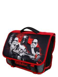 Cartable Star Wars Capitaine Phasma - Noir/Rouge,  38 cm