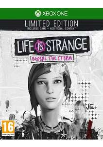 Life is Strange Before the Storm - Edition Limitée sur Xbox One