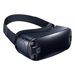 Casque de réalité virtuelle Samsung Gear VR - Noir