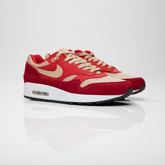 Baskets Nike Sportswear  Air Max 1 Premium Retro Red Curry - Tailles au choix