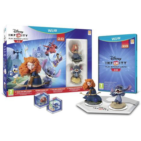 Pack de démarrage Disney infinity  2.0 pour Xbox 360