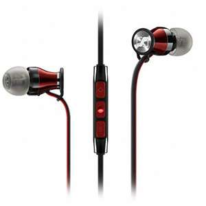 Écouteurs intra-auriculaires Sennheiser Momentum In-Ear G Rouge