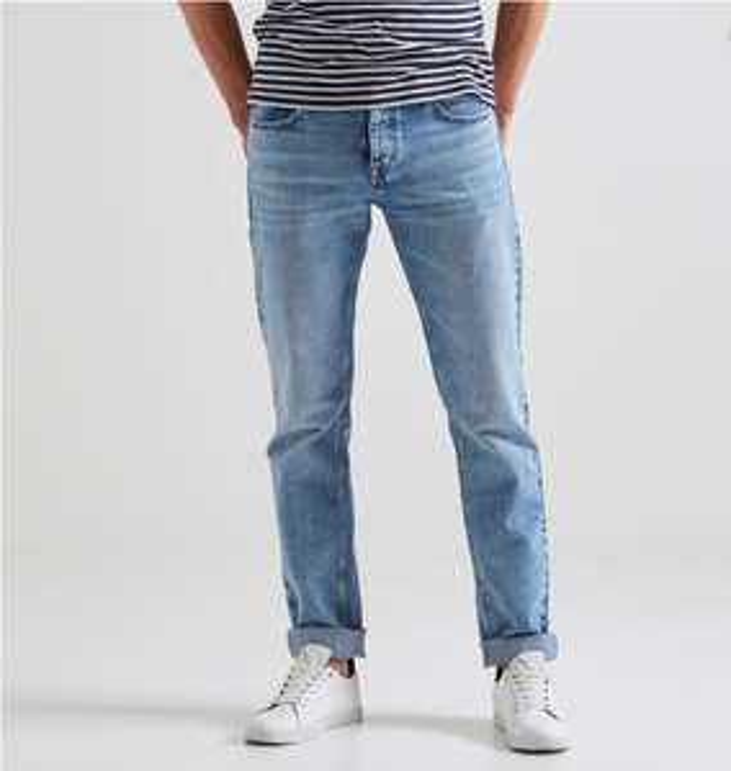 Sélection de Jeans à 10€ - Ex: Jean straight délavé (Taille 36)