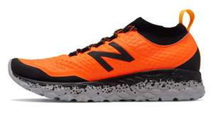 Chaussures New Balance Fresh Foam Hierro v3 - orange (du 40.5 au 45.5)