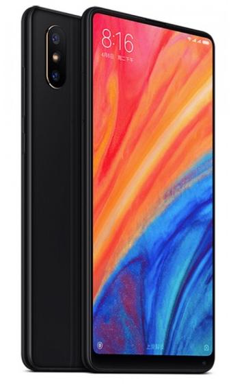 "Smartphone 5.99"" Xiaomi Mi Mix 2S (Noir ou Blanc) - 4G (B20), Full HD+, SnapDragon 845, RAM 6 Go, ROM 64 Go (ROM Chinoise)"