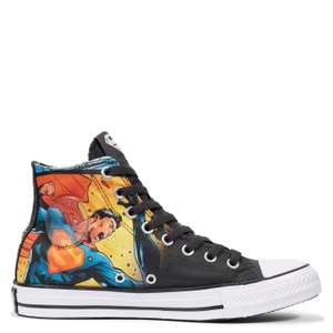 Chaussures Converse Chuck Taylor All Star DC Comics (Superman / Rebirth Flash) - Différentes tailles