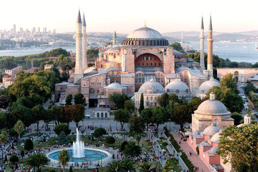 Escapade de 4 jours A/R à Istanbul dans hôtel 4* en Novembre/Décembre
