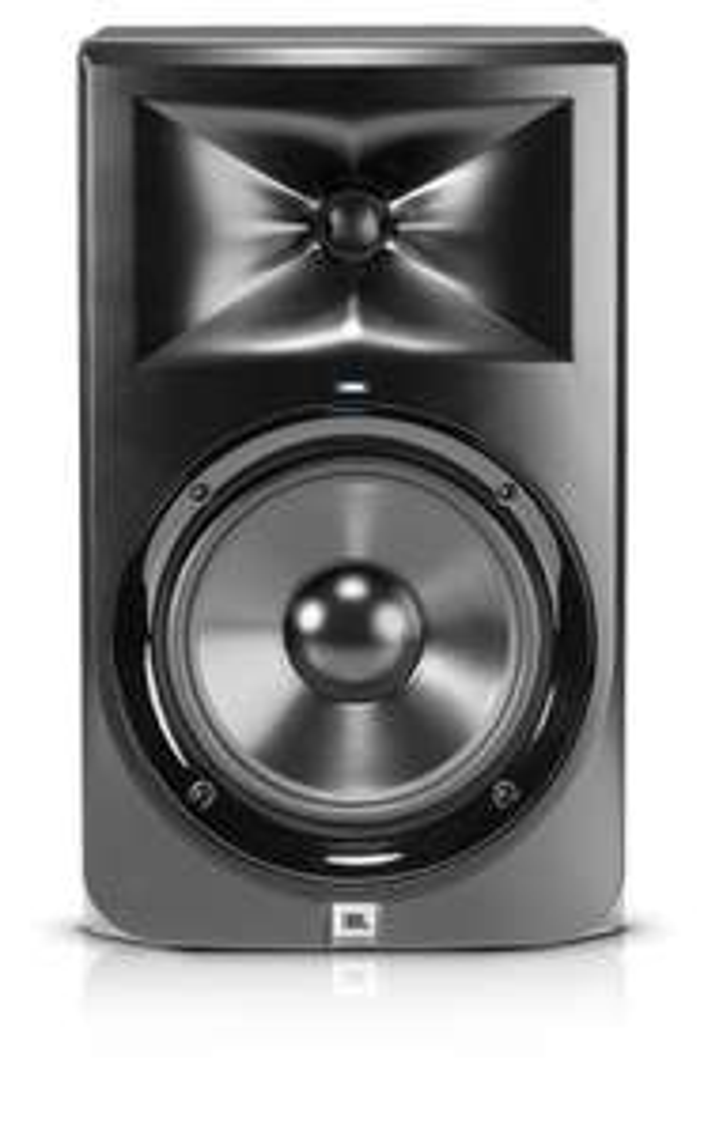 Enceinte de Monitoring amplifiée 112 W Noir JBL LSR308