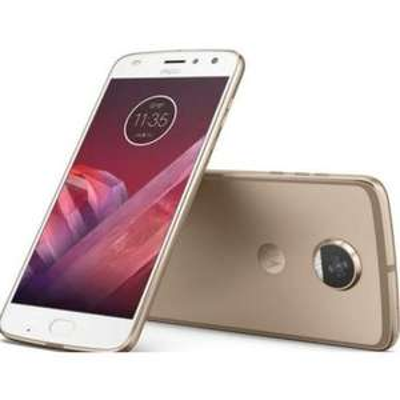 "Motorola Moto Z2 Play 5,5"" 64Go, Or, 4Go de RAM, USB Type-C, 3 000mAh, Android 7.1"