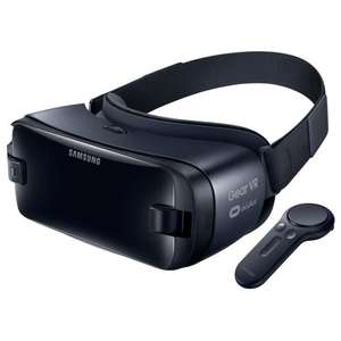 Casque de réalité virtuelle Samsung Gear VR avec contrôleur