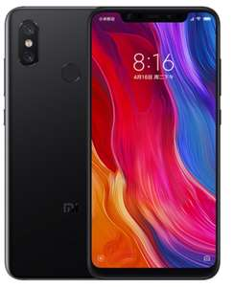 "Smartphone 6.21"" Xiaomi Mi8 (global version) - FHD+, Snapdragon 845, 64Go ROM, 6Go RAM"