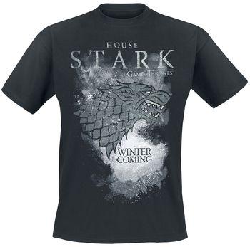 Sélection de T-Shirts sous Licences en Promotion - Ex: Game of Thrones Stark Houses (Tailles : S, M ou XXL)