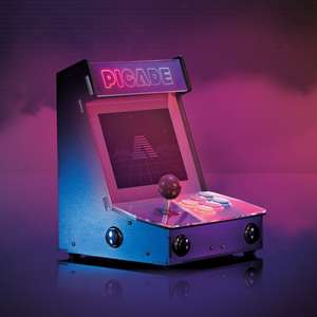 Borne d'arcade à monter soi même Picade pour Raspberry Pi