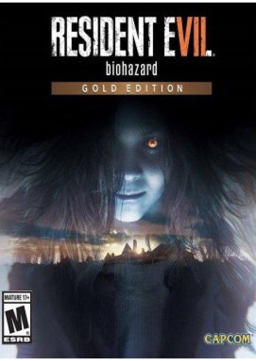 Jeu Resident Evil 7 - Biohazard Gold Edition sur PC (Dématérialisé, Steam)