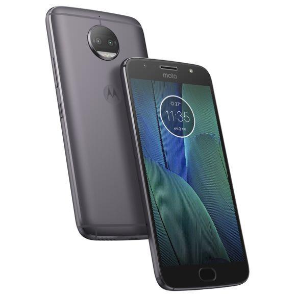 "Smartphone 5.5"" Motorola Moto G5S Plus - 32Go, 4Go de Ram, Dual sim"