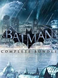 Batman Complete Bundle - 5 Jeux (Dématérialisé - Steam)
