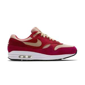Baskets Nike Air Max 1 Curry - Rouge
