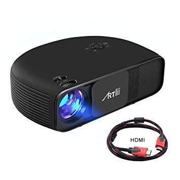Vidéoprojecteur Artlii 760 - LED / 3200 Lumens / 720p (Vendeur tiers)