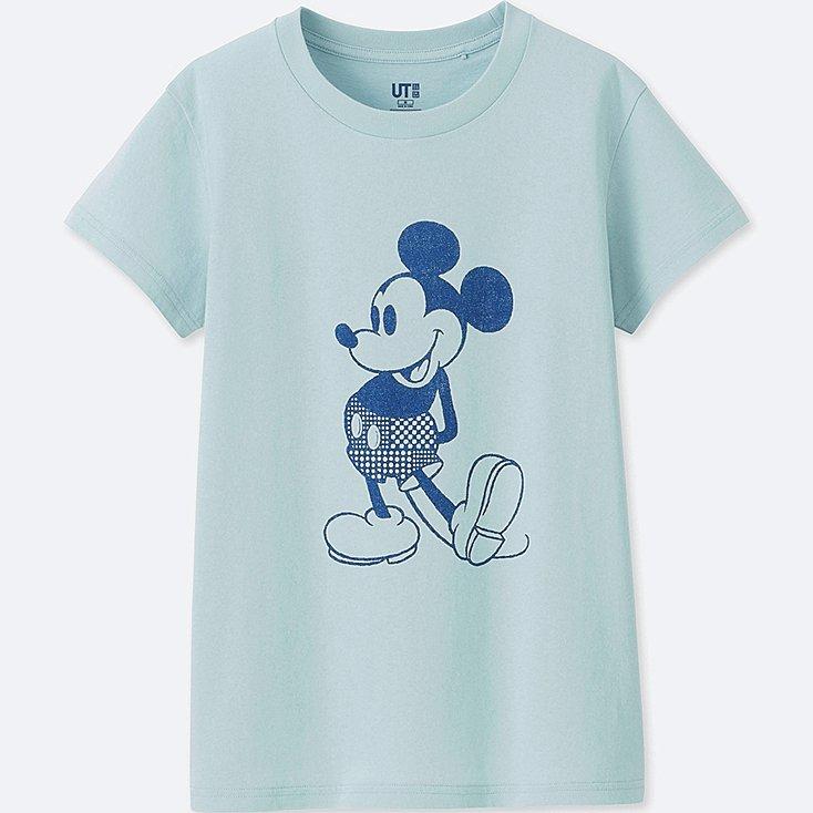 Sélection de T-Shirts Uniqlo Mickey en promotion