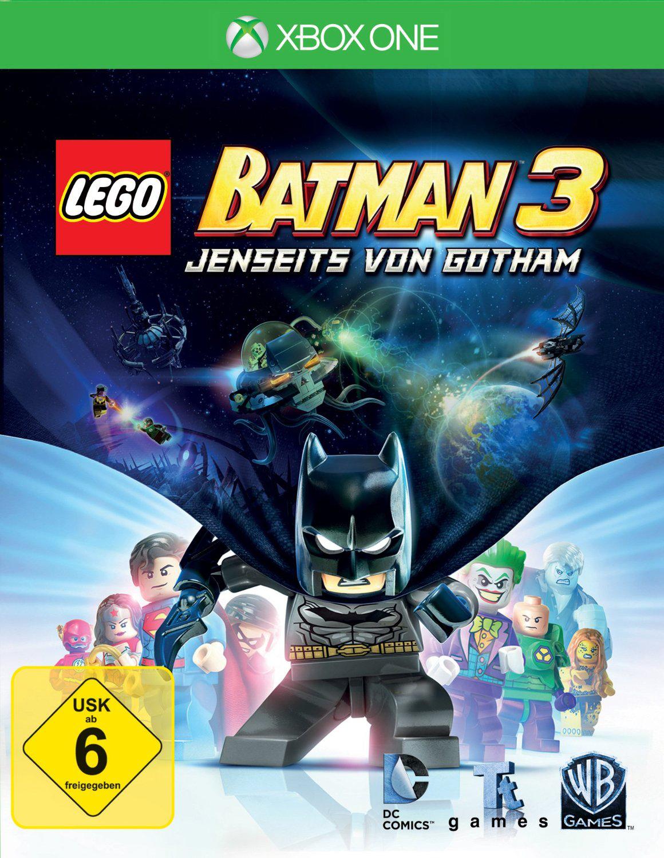 Lego Batman 3 : Au-delà de Gotham sur Xbox One