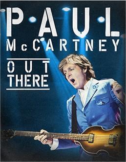 Place pour le concert de Paul McCartney (Stade de France)
