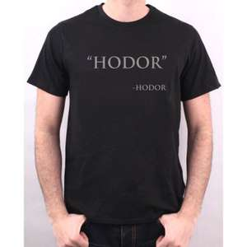 T-shirt Hodor Game of Thrones