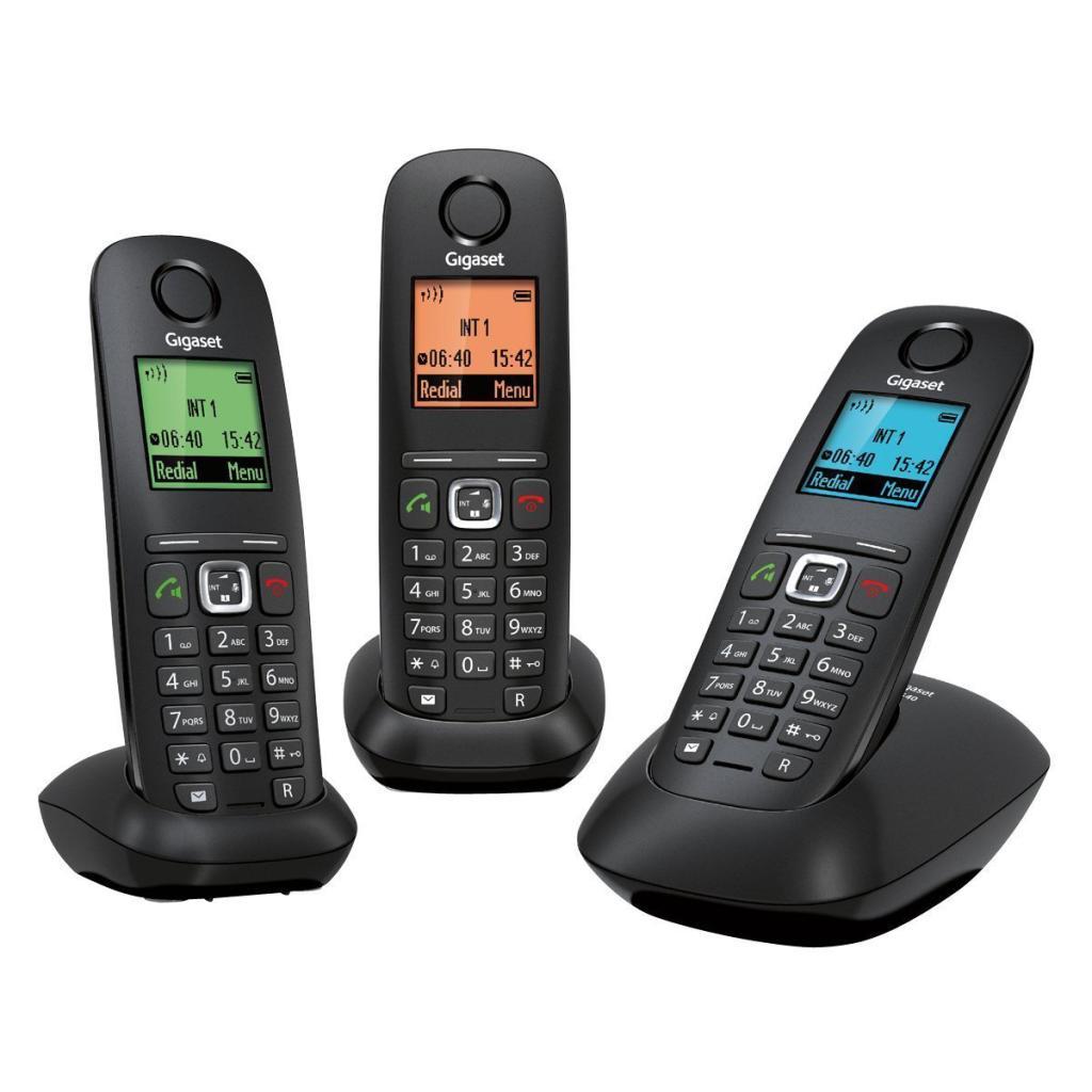 Téléphones Sans fil Gigaset A540 - Trio