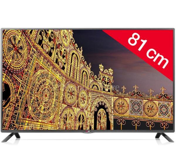 "TV 32"" LG FULL LED 81cm - HD Ready - 32LB561B"