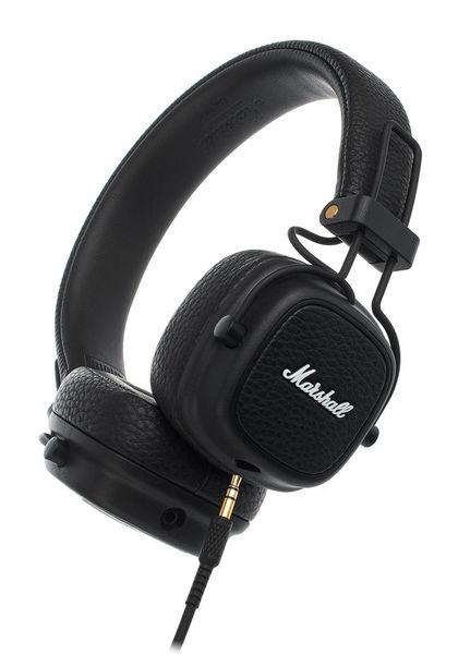 Casque Audio Filaire Marshall Major 3 - Noir