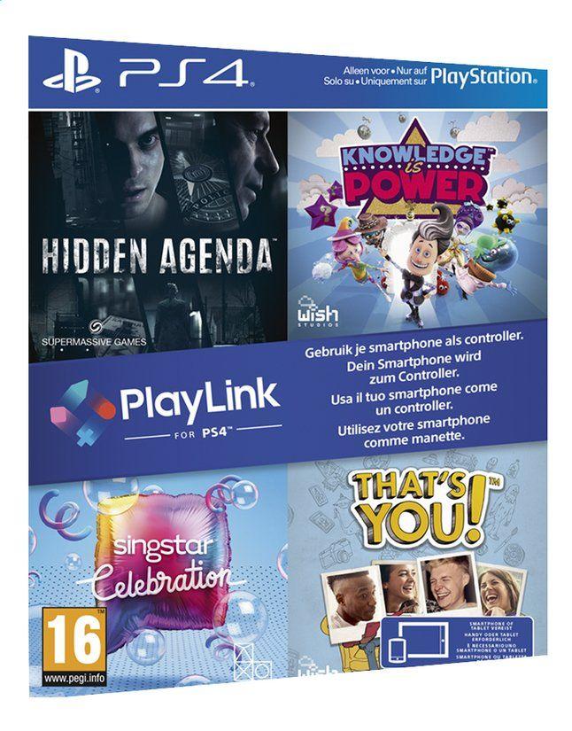 Playlink Compilation sur PS4 (Frontaliers Belgique)