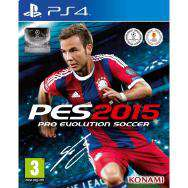 Pro Evolution Soccer 2015 Xbox One et PS4