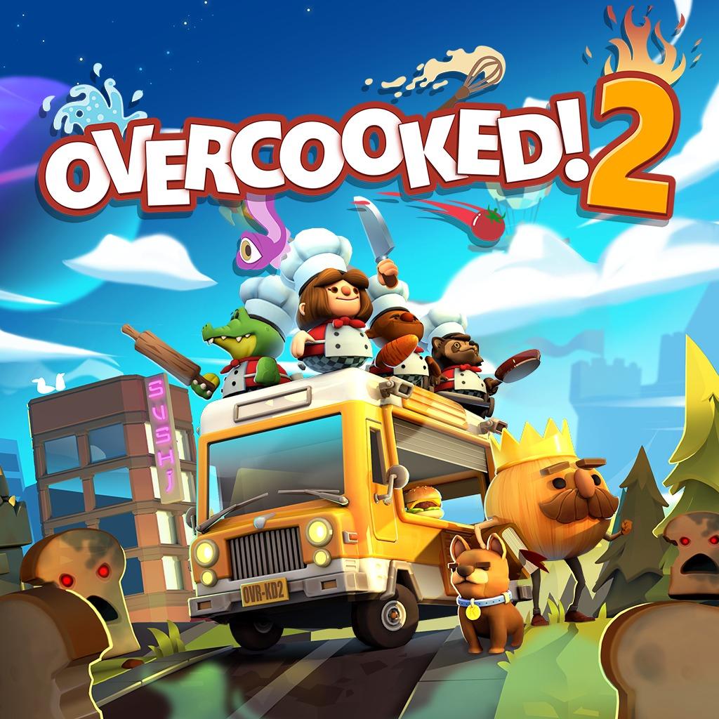 Jeu Overcooked 2 sur PC (Dématérialisé - Steam) +15€ offerts en bon d'achat (valable dès 30€ d'achat)