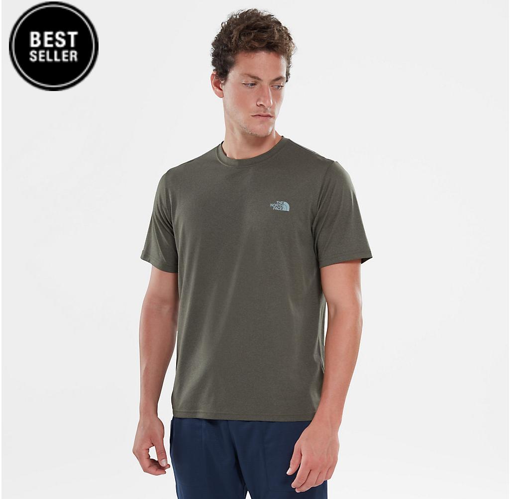 T-Shirt ras du cou Reaxion Amp  (Plusieurs coloris & tailles)