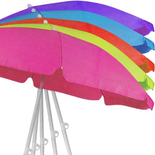 Parasol de plage plusieurs couleurs disponibles