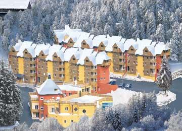 Jusqu'à 35 % de réduction sur une sélection de séjours en montagne