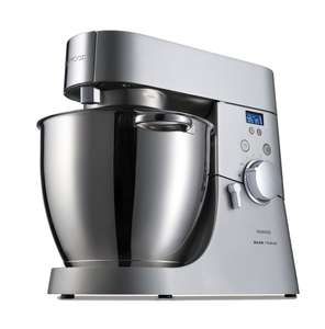 Machine multi-fonction Kenwood KMM075 Chef Major Titanium