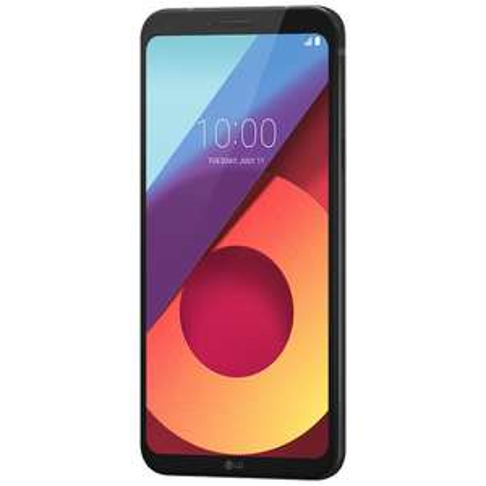 Smartphone 5.5'' LG Q6 Noir - Double SIM, FHD+, 4G, 32 Go, Android 7.1