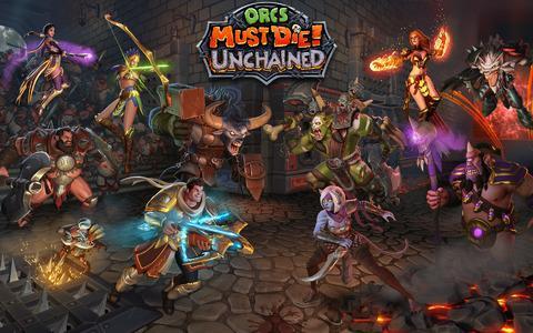 1000 clefs bêta Orcs Must Die Unchained gratuites