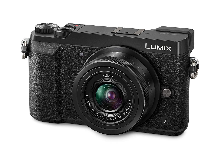 Appareil photo hybride Panasonic GX80 + Objectif 12-32mm